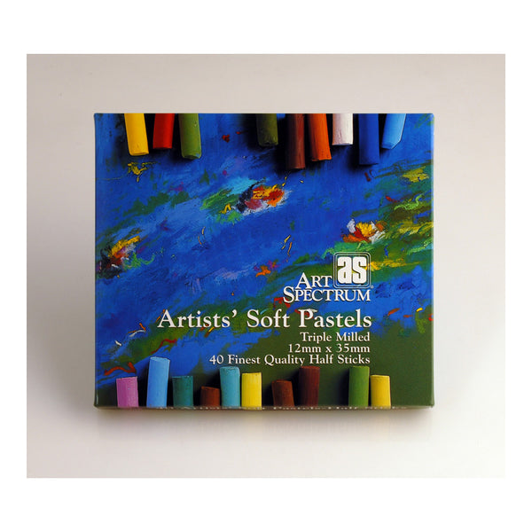 Art Spectrum HALF-STICK PASTEL Set of 40