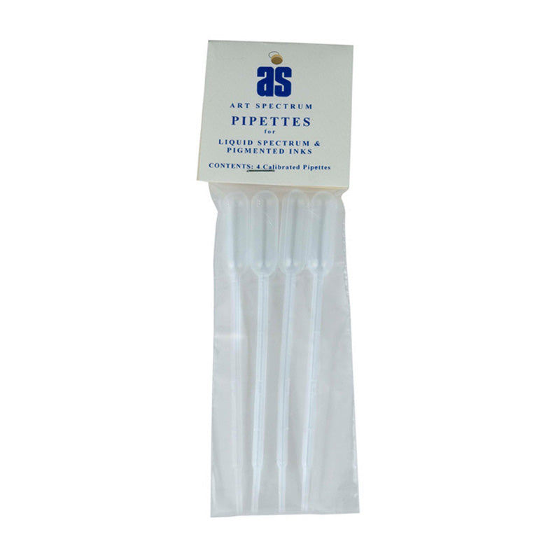 Art Spectrum PIPETTE pack of 4