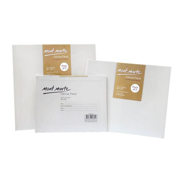 Mont Marte Canvas Panels