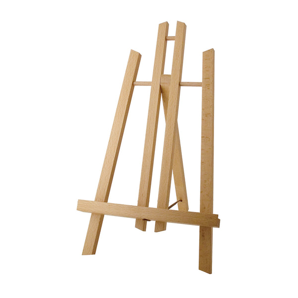 Mont Marte Mini Display Easel Beech Medium