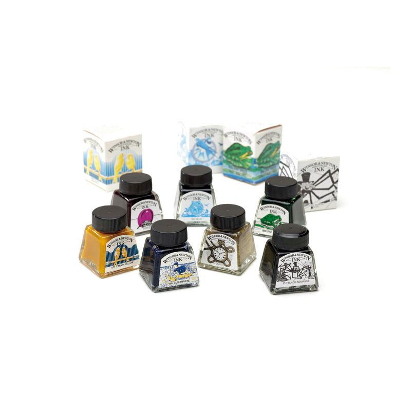 Winsor and Newton Drawing Ink