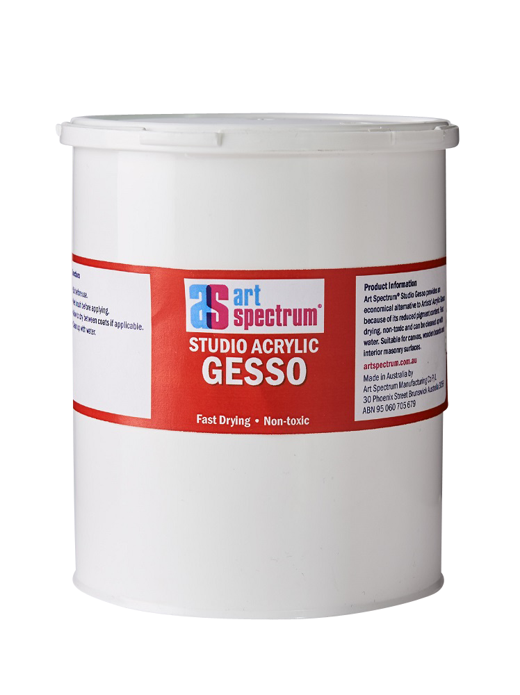 Art Spectrum Studio Acrylic GESSO