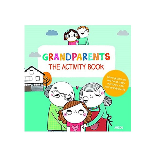 Book - Grandparents The Activity Book