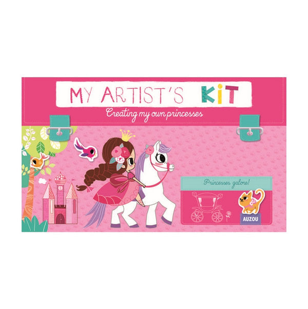 Book - My Artists Kit