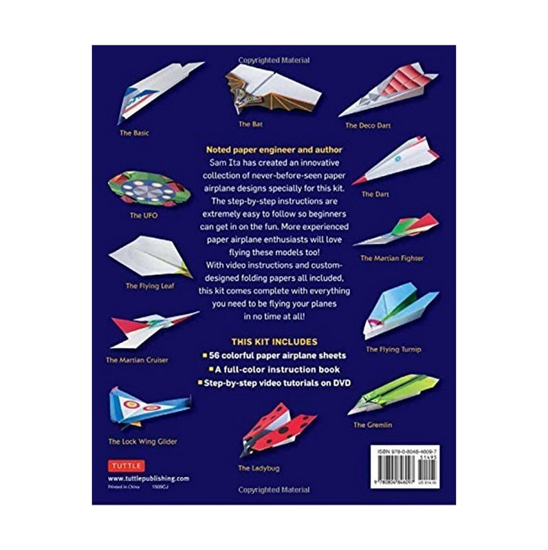 Book - Next Generation Paper Airplanes