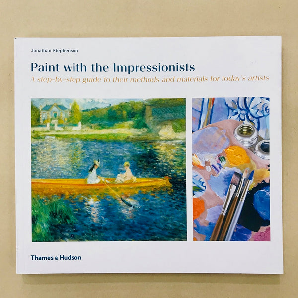 Book - Paint With the Impressionists