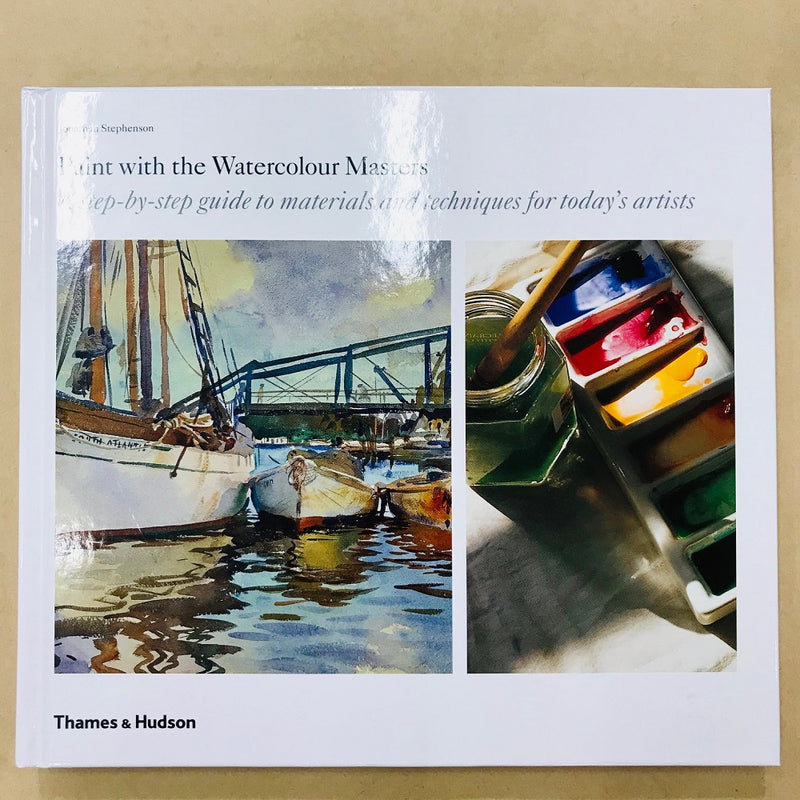 Book - Paint With the Watercolour Masters