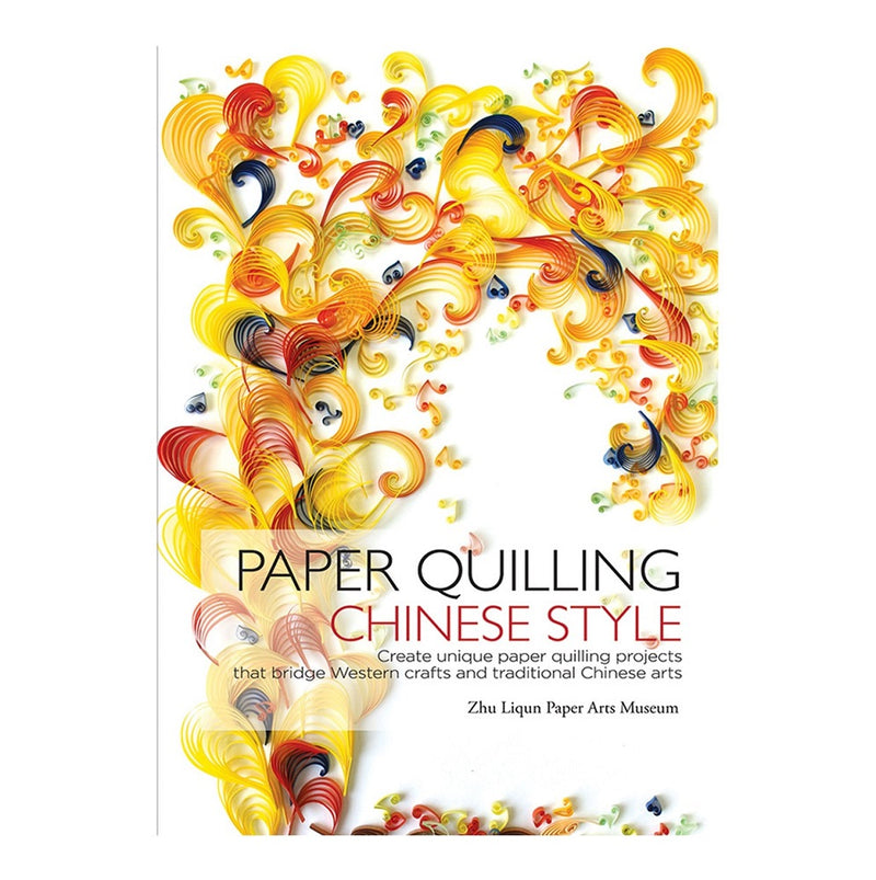 Book - Paper Quilling Chinese Style