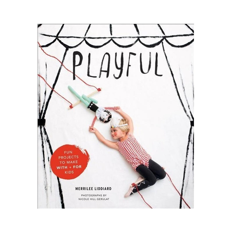 Book - Playful by Merrilee Liddiard