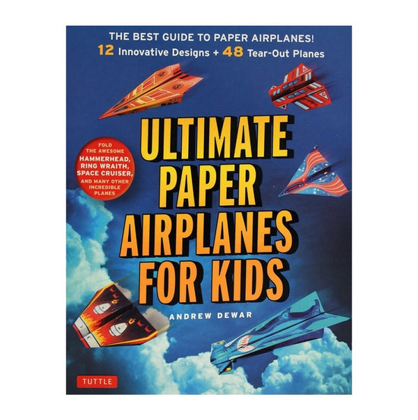Book - Ultimate Paper Airplanes for Kids