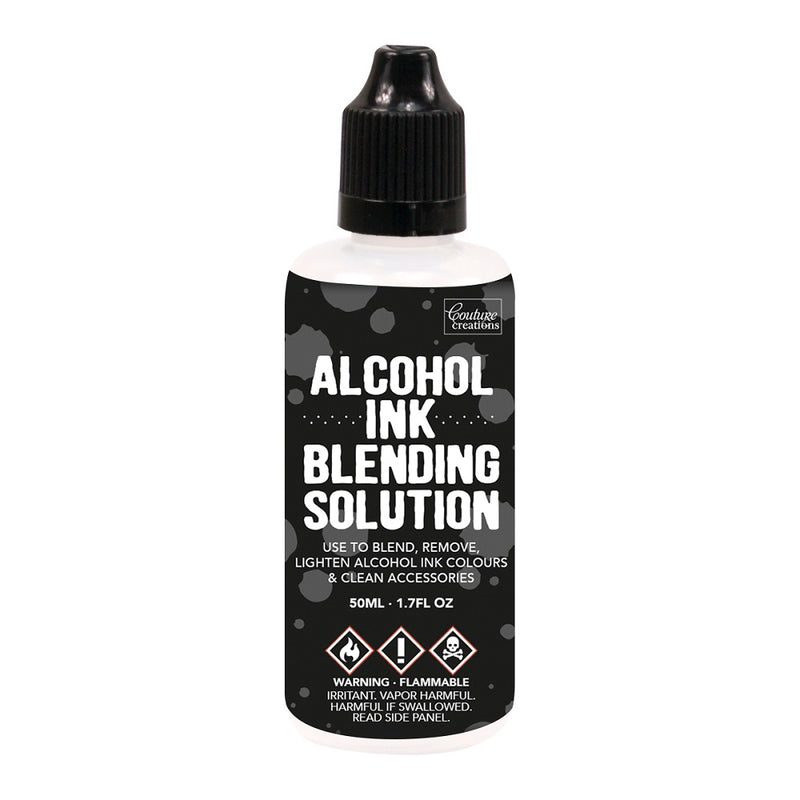 Couture Creations Alcohol Ink - Blending Solution 50ml