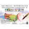 Clairefontaine Watercolour Learning Pad 300gsm
