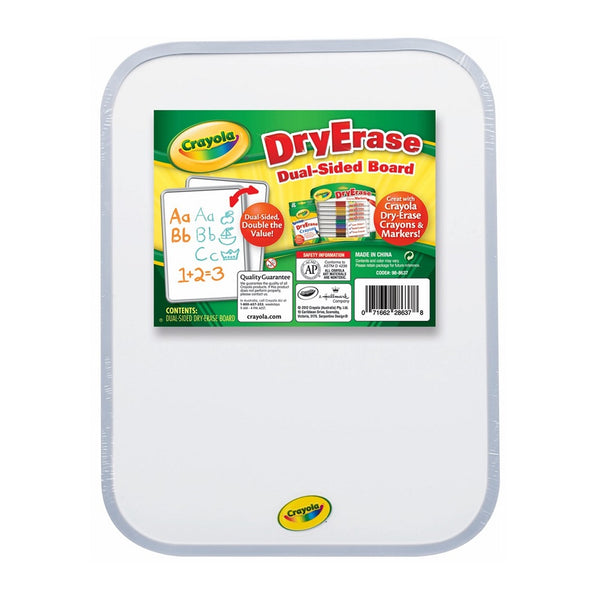 Crayola Dual-Sided Dry Erase Board