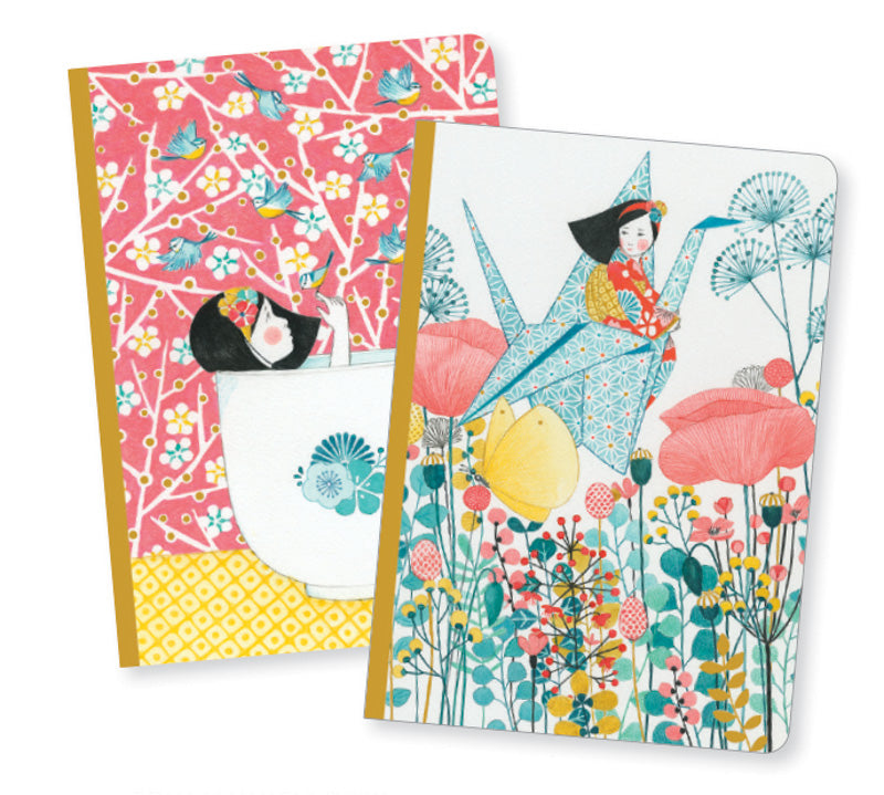 Djeco - Misa Set of 2 Little Notebooks