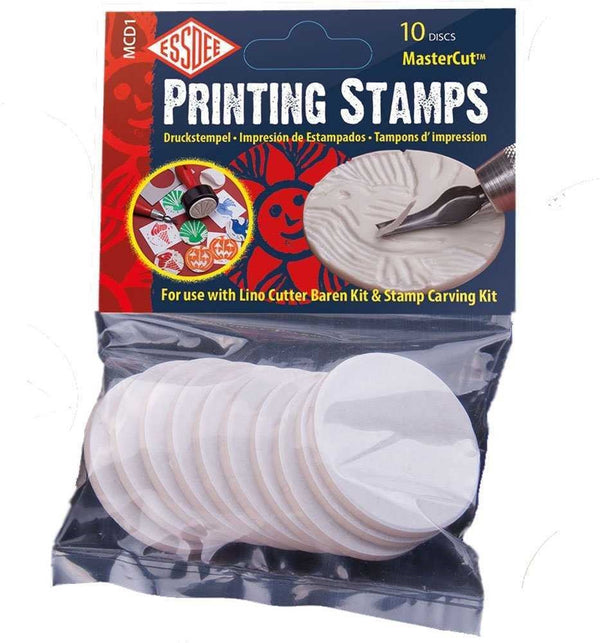 Essdee Mastercut Stamps Pack of 10