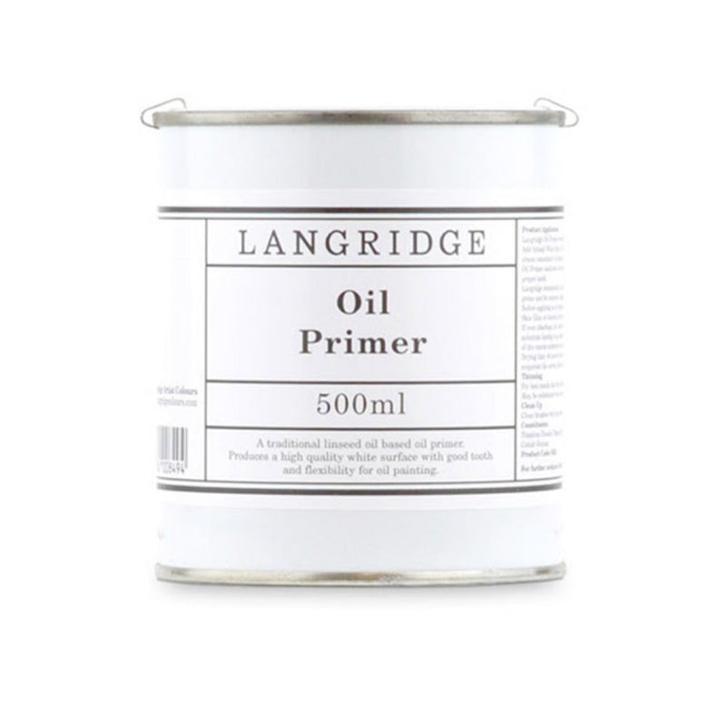 LANGRIDGE Artist Oil Primer 500ml