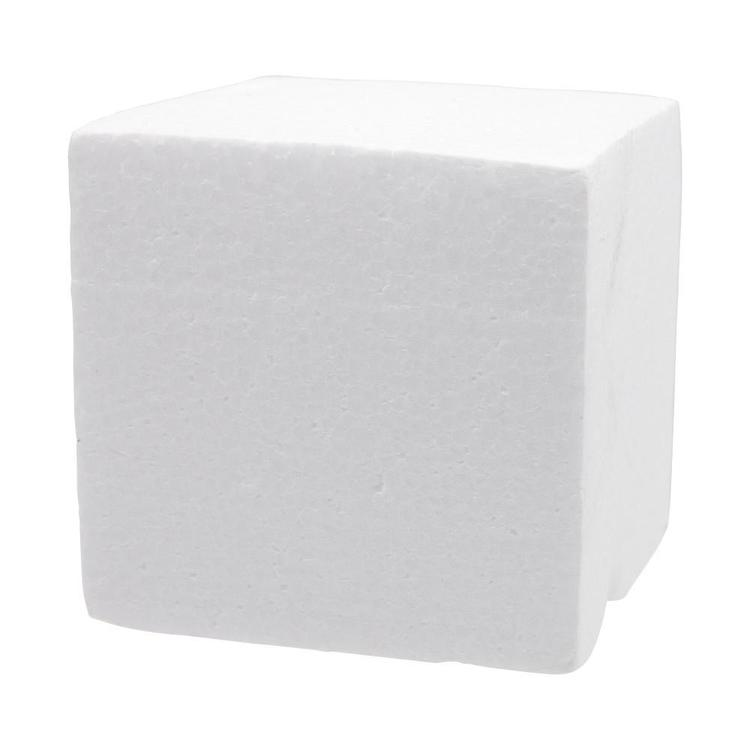 Shamrock Decofoam Cube 90mm