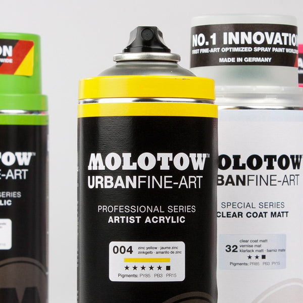 Molotow Fine-Art Acrylic Spray