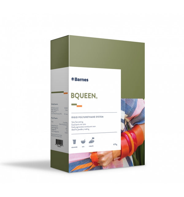 Barnes Bqueen Resin 463gm