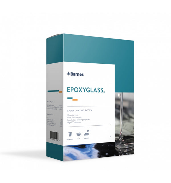 EpoxyGlass 2-Part Resin 1 Litre