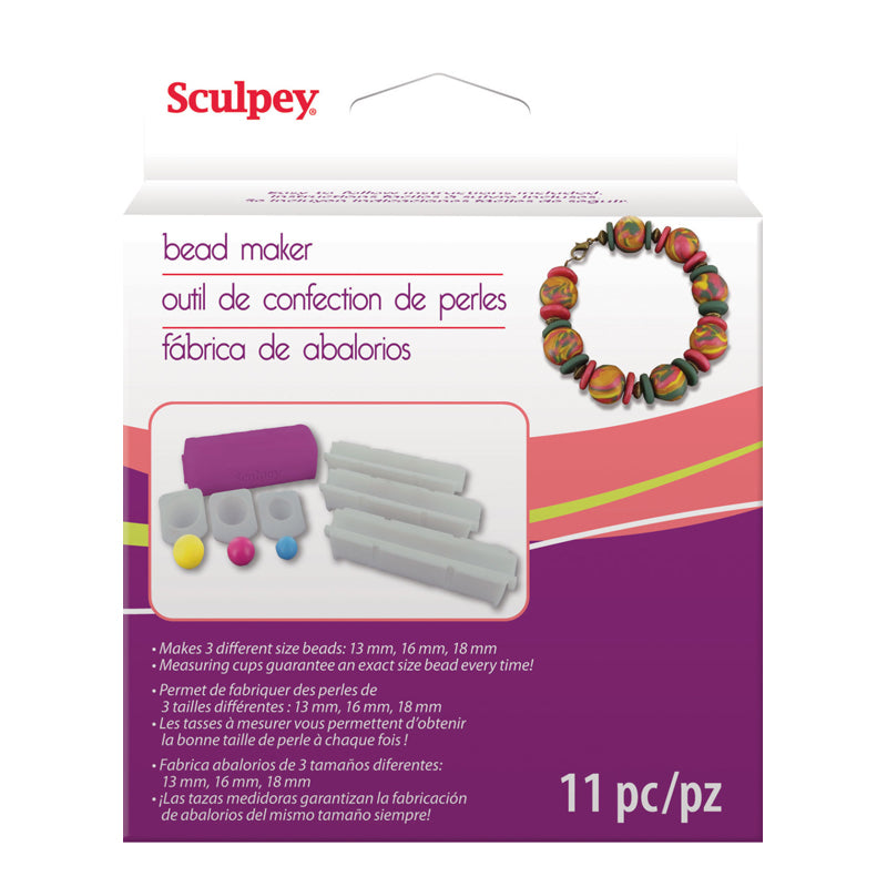 Sculpey Bead Maker