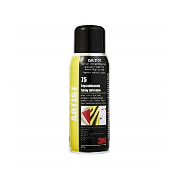 3M Repositionable Artist Adhesive Spray 290g