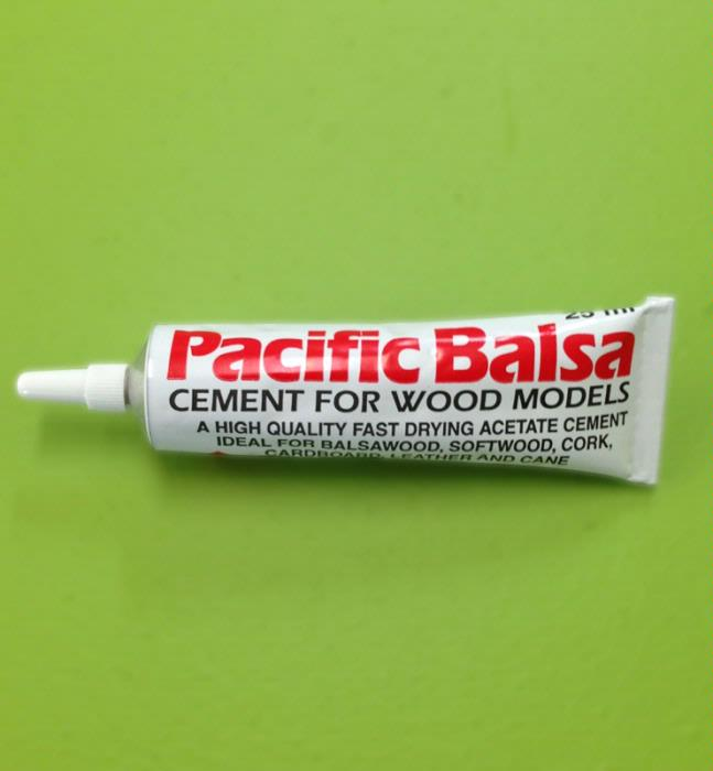 Pacific Balsa Glue 25ml