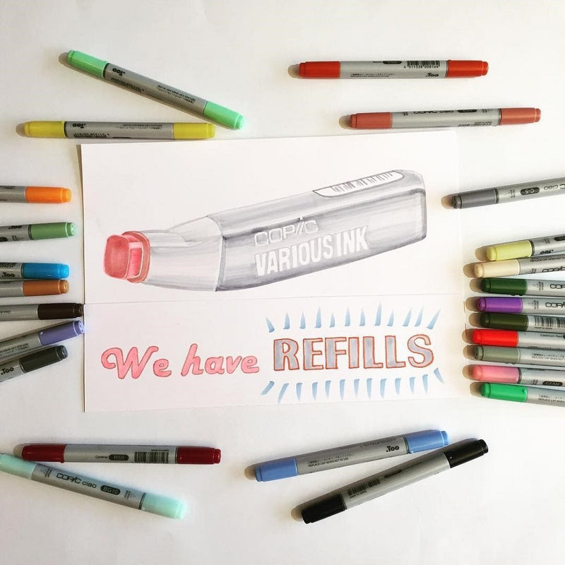 Copic Ink Refill