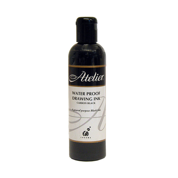 Atelier 250ml Water Proof Drawing Ink