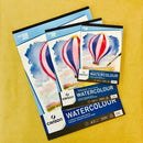 Canson Montval 300g Watercolour Pad Medium