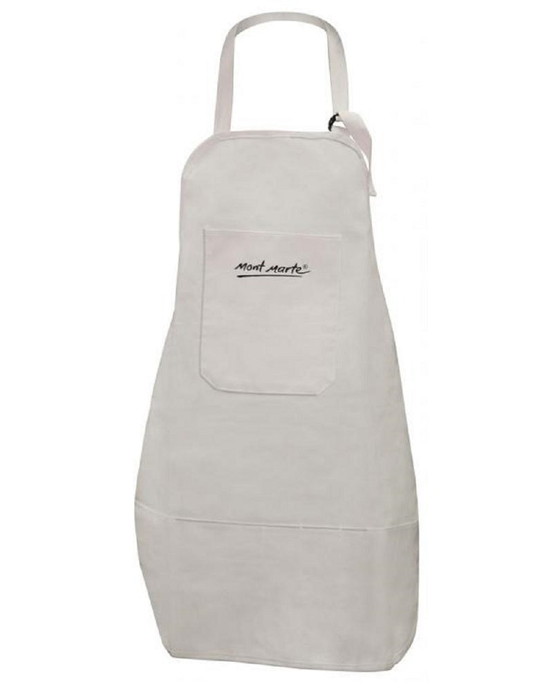 Mont Marte Heavy Duty Calico Artists Apron