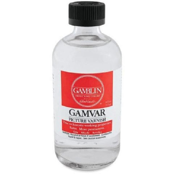 Gamblin Gamvar Picture Varnish Gloss
