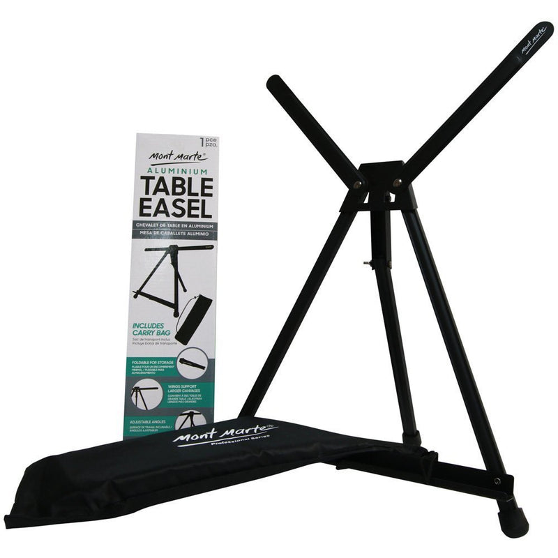 Mont Marte Signature Tabletop Easel with Wings