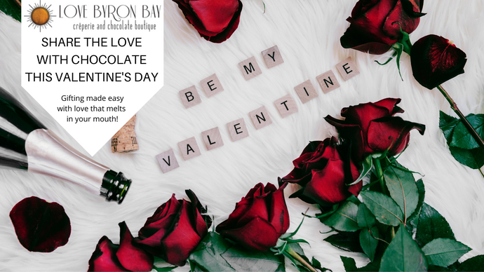 Share The Love With Chocolate This Valentine's Day