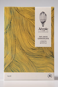 Atypic 50% Milk Lemon Myrtle