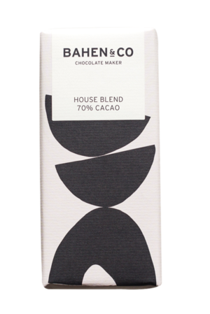 Bahen Co House Blend Dark Chocolate Love Byron Bay
