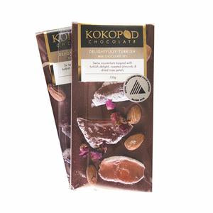Kokopod Chocolate Artisan Delightful Turkish Milk Love Byron Bay