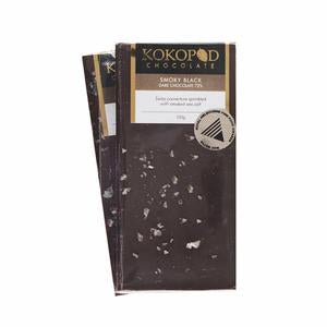 Kokopod Chocolate Artisan Smokey Black Dark Couverture Love Byron Bay