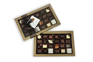 Love Byron Bay Organic Chocolate 30 Piece Gift Box