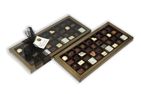 Love Byron Bay Organic Chocolate 45piece Assorted