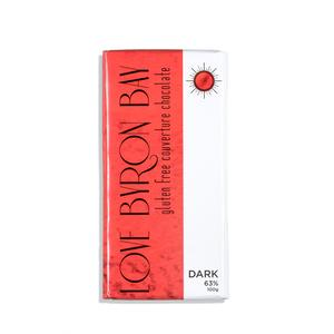 Love Byron Bay Organic Chocolate Dark Couverture
