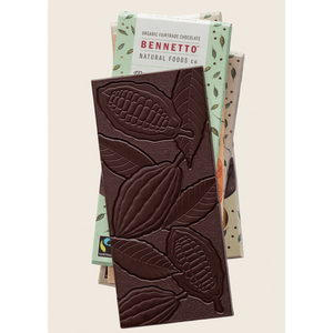 BENNETTO MINT AND COCOA NIBS