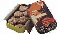 Load image into Gallery viewer, Chocolate Amatller- Milk Chocolate leaves in beautiful collectable tin