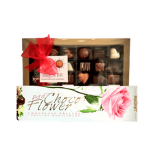 Load image into Gallery viewer, 30-piece Chocolate Gift Box plus Free Choco Flower