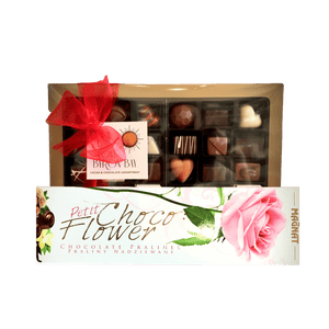 30-piece Chocolate Gift Box plus Free Choco Flower