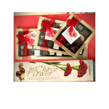 Load image into Gallery viewer, 45-piece Chocolate Gift Box plus Free 'Choco Flower'