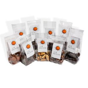 Love Byron Bay Dark Couverture Chocolate Buttons
