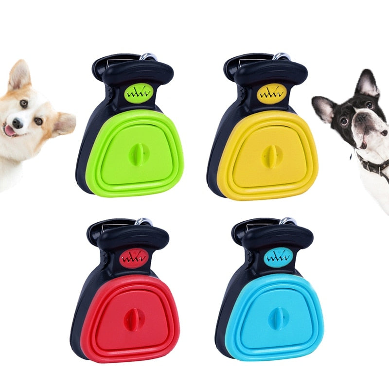 Dog Travel Foldable Poop Scooper