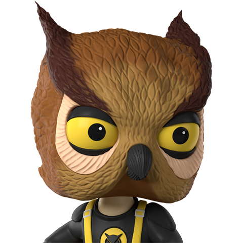 "VANOSS 6"" VINYL COLLECTIBLE"