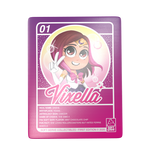 "VIXELLA 6"" VINYL COLLECTIBLE"